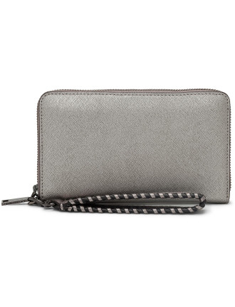 Tech Wallet With Wristlet