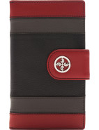 Potomac Multi Toned Book Wallet $139.00