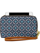 SYDNEY SIGNATURE ZIP PHONE CLUTCH $69.00