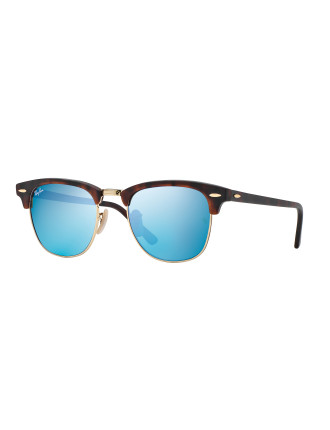 Clubmaster acetate Man Sunglasses-RB3016