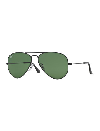 Aviator Large Metalmetal Man Sunglasses-RB3025