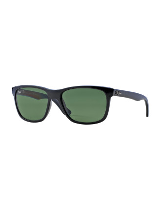 Injected Man Sunglasses-RB4181
