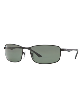 Metal Man Sunglasses-RB3025