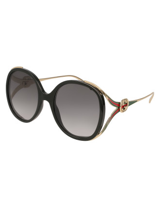 GG0226S-001 56 Sunglass WOMAN INJECTION