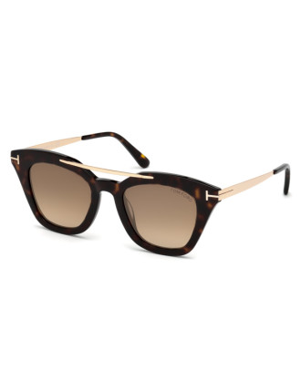 TOM FORD SUNGLASS  575 ANNA 52G 49 20