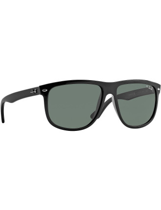 RAY-BAN SQUARE BLACK