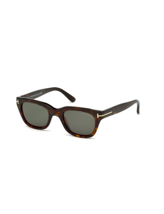 TOM FORD 'SNOWDON' MENS WAYFARER SUNGLASSES