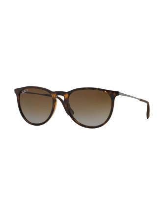 Rayban Erica Pilot Sunglasses