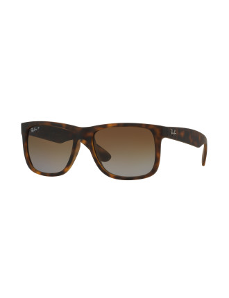 Injected Man Sunglasses-RB4171