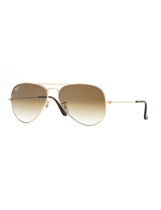 Aviator Gradient Sunglasses