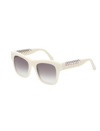 Sc0011s Oversized Square Sunglasses