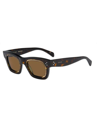 CL 41396/S GABY RECTANGULAR SUNGLASSES