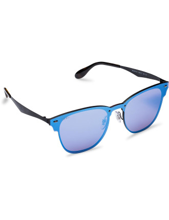 Steel Unisex Sunglasses
