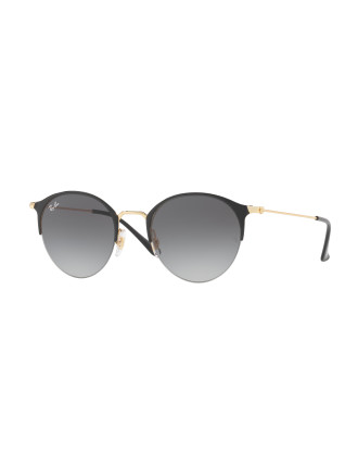 Metal Unisex Sunglasses