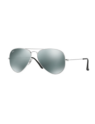 Aviator Large Metalmetal Man Sunglasses