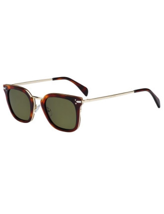 CL 41402/S VIC RECTANGULAR SUNGLASSES