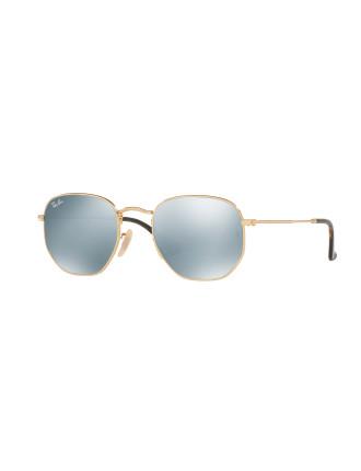 Square Sunglasses-RB3548N 001/30