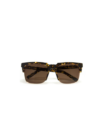 glasses shop online 2bla  day & night in stormy tortoise with gold rim wire