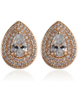 Velvet Nights Stud Earrings