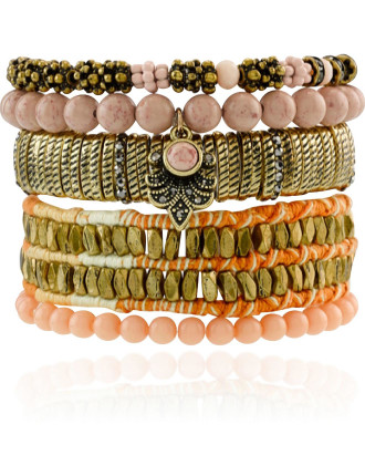 Magnetic Evenings Bracelet Set