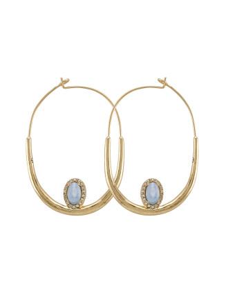 Wildest Dream Hoop Earrings