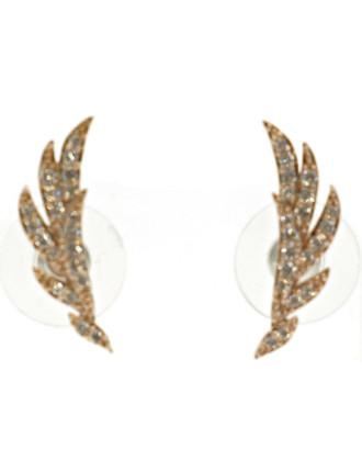 Wing Earring