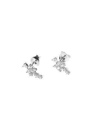 MOONLIGHT HAZE STUD EARRING