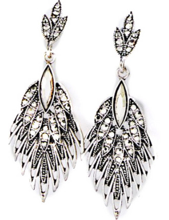 BIRDS OF PREY EARRING
