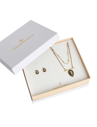 SIGNATURE BOHEMIAN BARDOT NECKLACE GIFT SET
