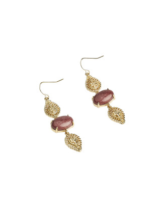 MOSAIC INCA PETITE DROP EARRINGS