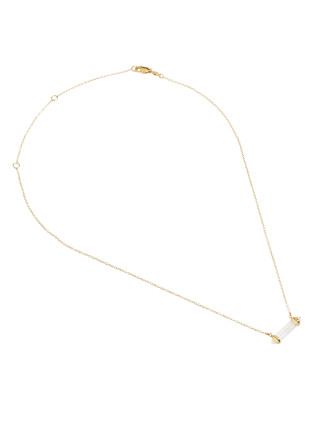 PETITE MINERAL NECKLACE