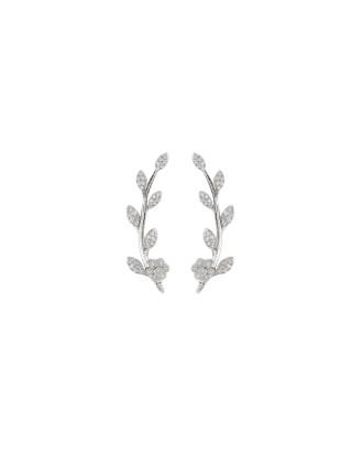 Wild Decadence Cuff Earrings