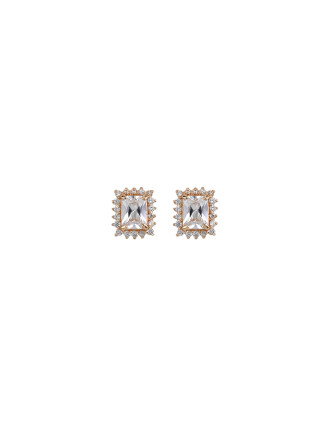 Summer Afterglow Stud Earrings