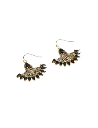 SUNDOWN & NEWTIDE PETITE DROP EARRINGS