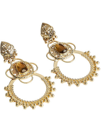 MONTAGUE & CAPULET GRAND EARRINGS