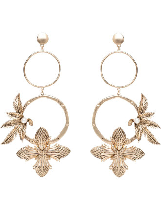 THE AERIALIST EARRINGS