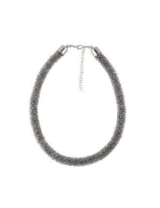 Faceted Collar Necklace