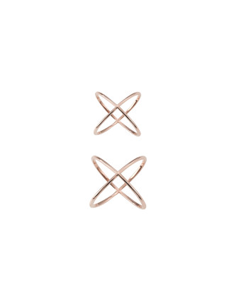 Promise Of Dawn Ring Set-Rose Gold