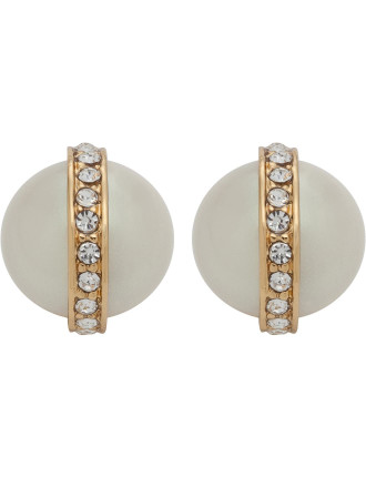 Purely Pearly Studs