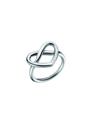 Charming Polished Stainless Steel Ring