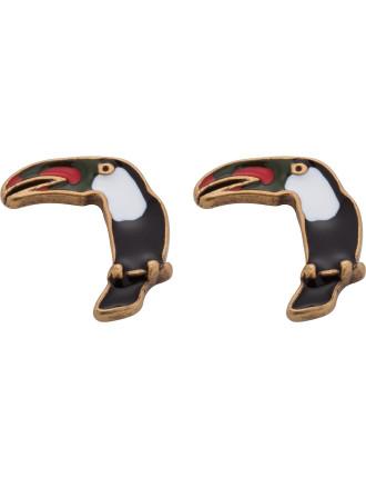 Toucan Studs