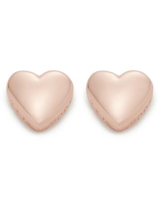Harly Tiny Heart Stud Earring