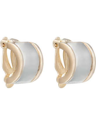 Slider Clip Earrings