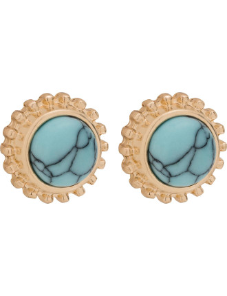 Nightfall Lustre Stud Earrings