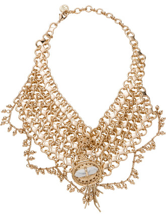 Nightfall Lustre Collar Necklace