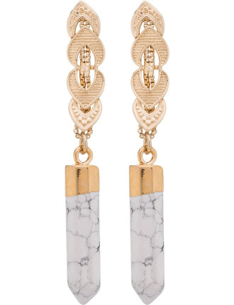 Gemini Feels Drop Earrings
