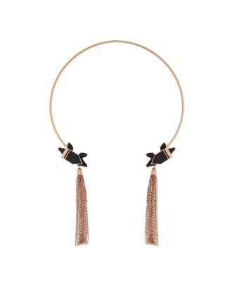 Heart Wonder Collar Necklace