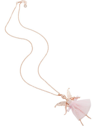 Titania: Fairy Ballerina Pendant