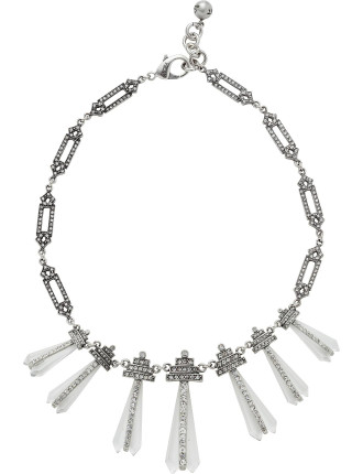 Crystaline Necklace