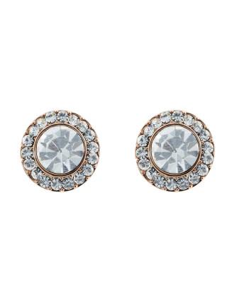 Quasar Clip Earrings